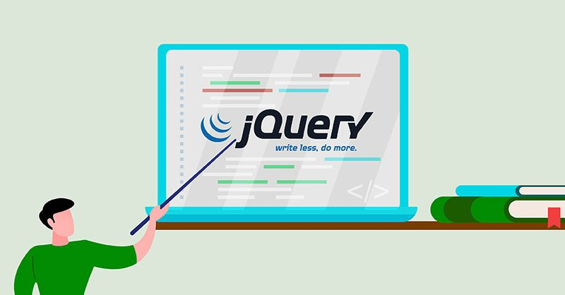 JQuery featured image