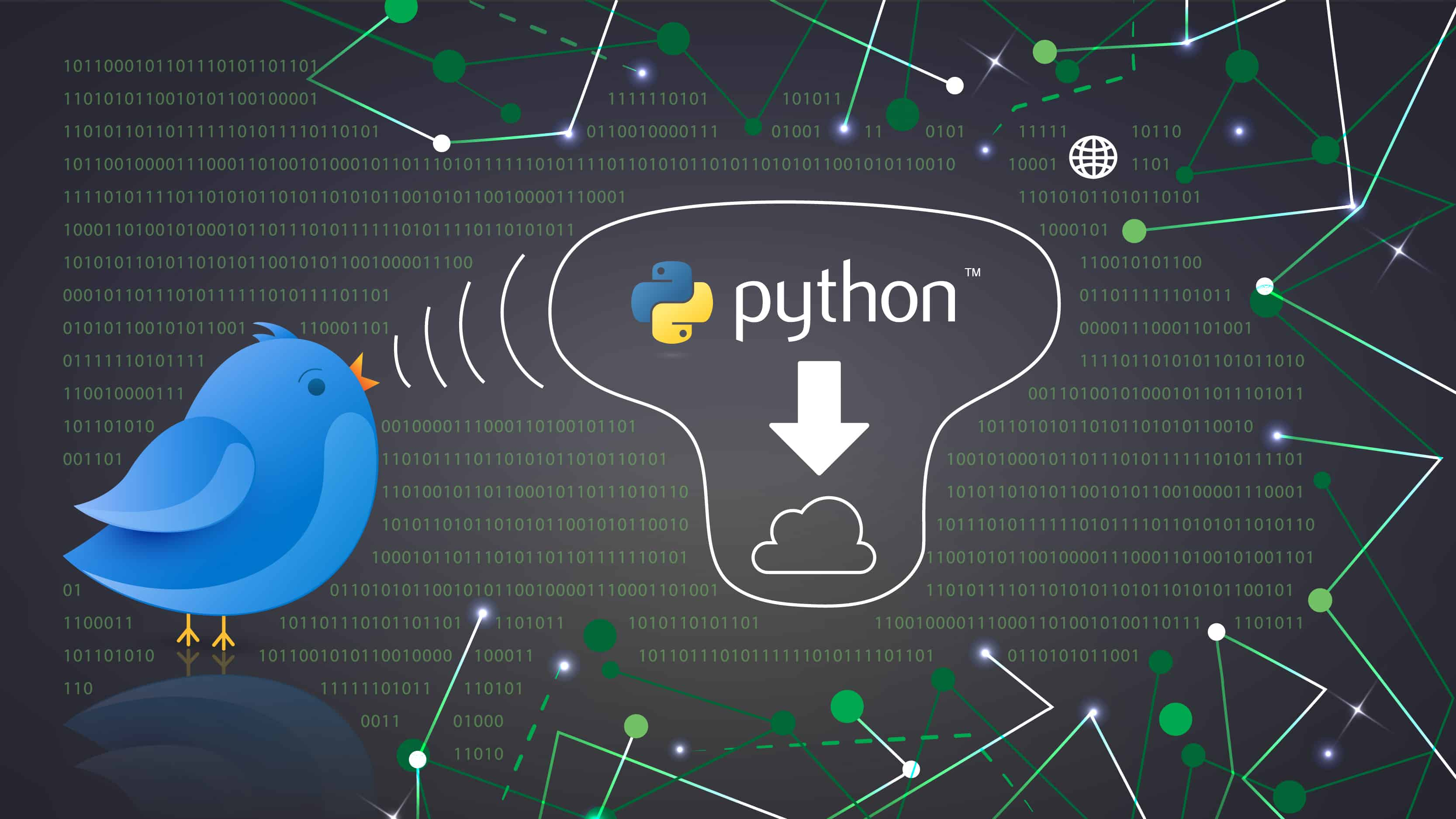 Extracting Twitter Data Using Python • CloudSigma