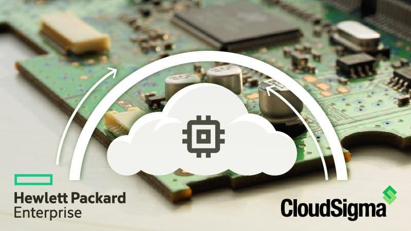 HPE cloud services
