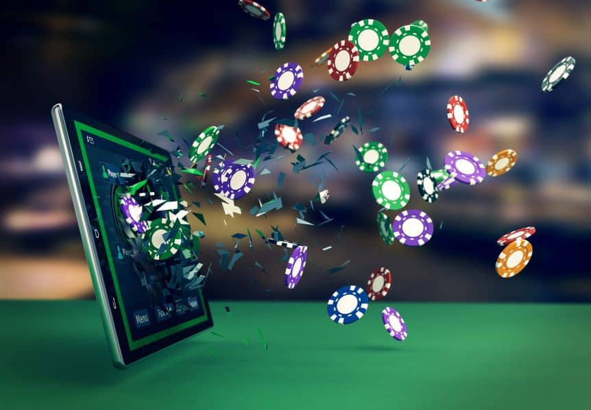 Variety of Gambling Games Available at Online Casinos