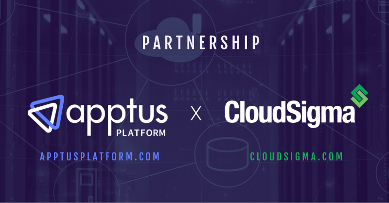 CloudSigma and Apptus Platform