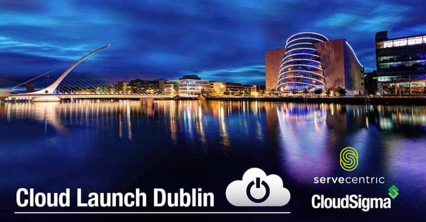 Dublin cloud launch featured image