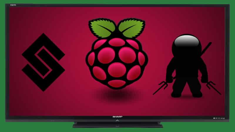 Set up monitoring on your TV with a RaspberryPI