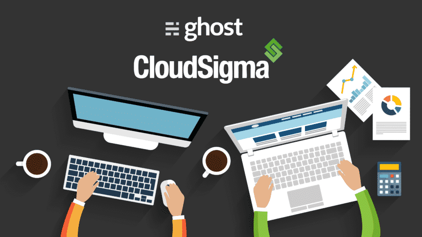 How to set up a blog using Ghost with CloudSigma