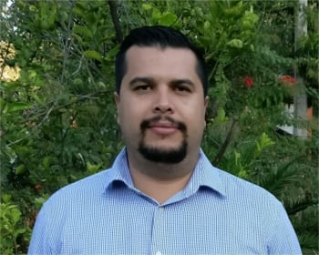 Jonathan Lopez, CloudSigma Software Developer
