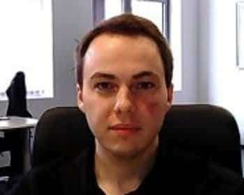 Blagovest Tushev, CloudSigma Systems Administrator